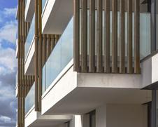 Trigema CSV - elegantní budova s osobitými detaily
